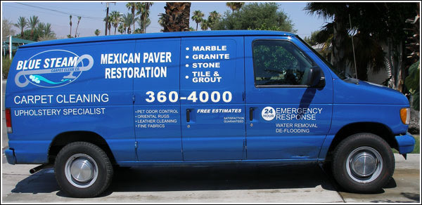 About Blue Steam Tile Grout And Carpet Cleaning Company