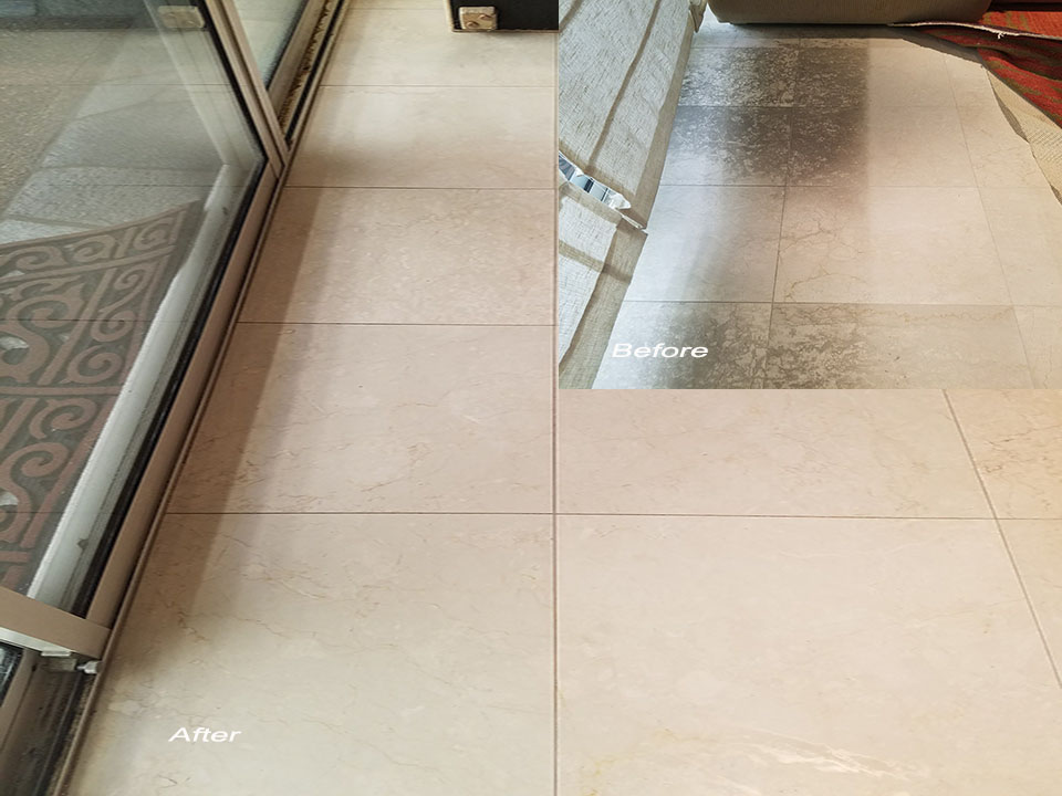Palm Desert Tile Grout And Stone Restoration Company