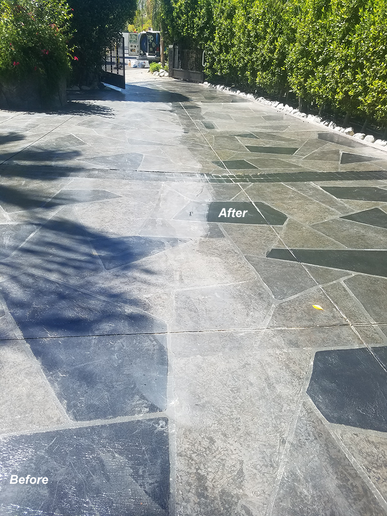Palm Desert Tile, Grout and Stone restoration Company photo